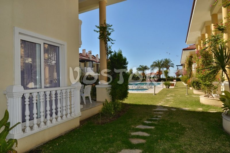 Garden - Seaside Villa in Calis Beach