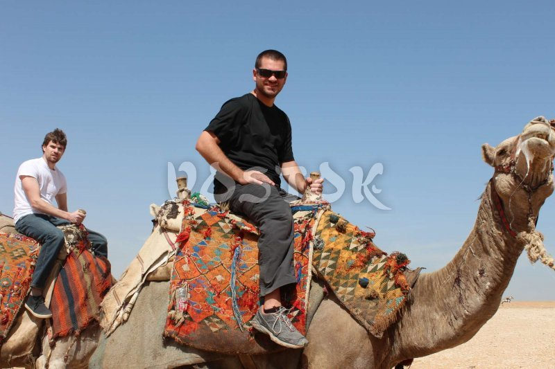 Camel ride in Kayakoy is full of fun for all kinds of people - Camel Trekking in Turkey