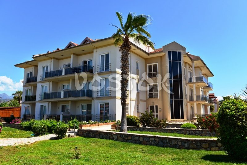 Saros Apartments Complex in Calis Fethiye