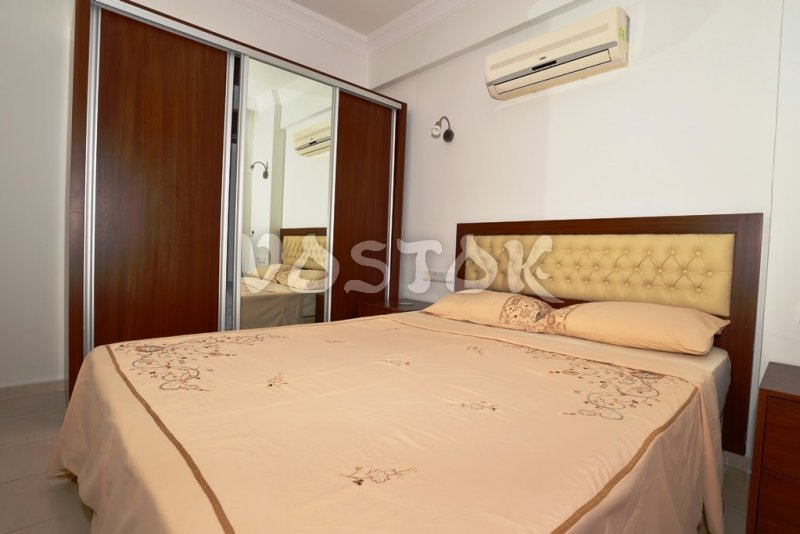 Master bedroom - Saros Apartments in Calis Fethiye