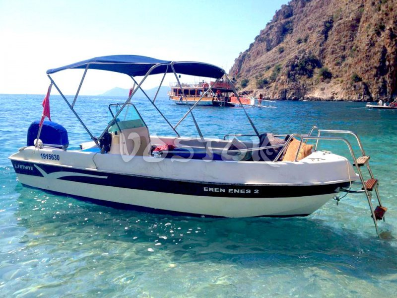 Our speed boats are eligible for 4 people - Speed Boat Hire Oludeniz