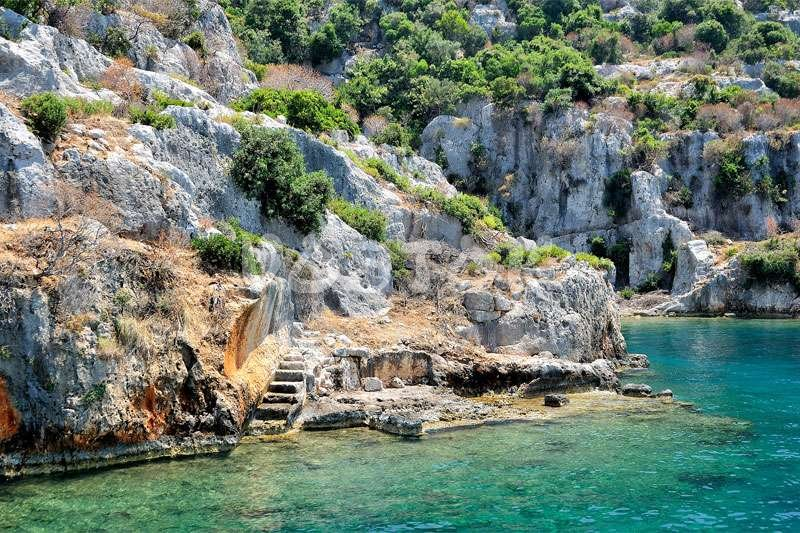 Jeep Credit Card >> Kekova Turkey | Sunken City and Island