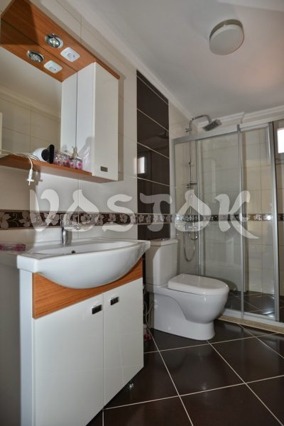 Bathroom - Talia Villa in Calis Fethiye