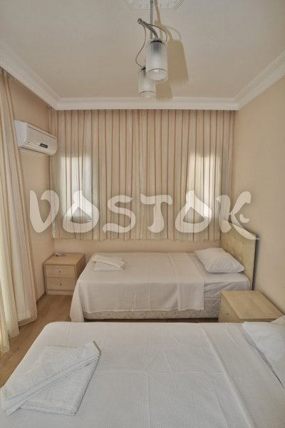 Twin bedroom - Talia Villa in Calis Fethiye