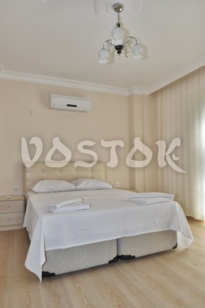Double bedroom - Talia Villa in Calis Fethiye