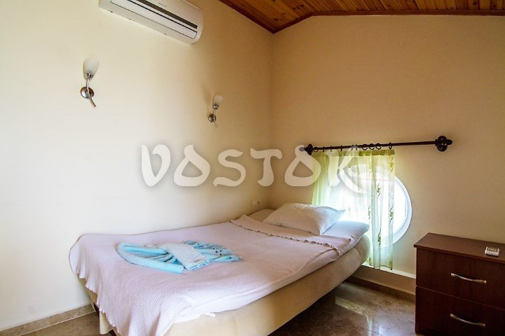 Attic floor bedroom - Villa Arna in Ovacik Turkey