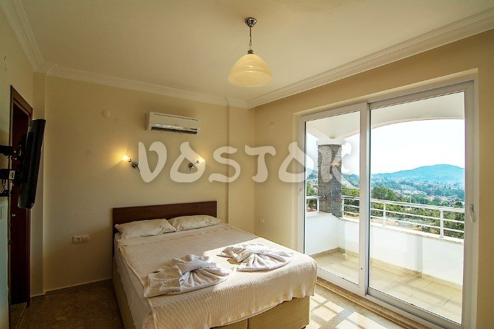 Double bedroom - Villa Arna in Ovacik Turkey