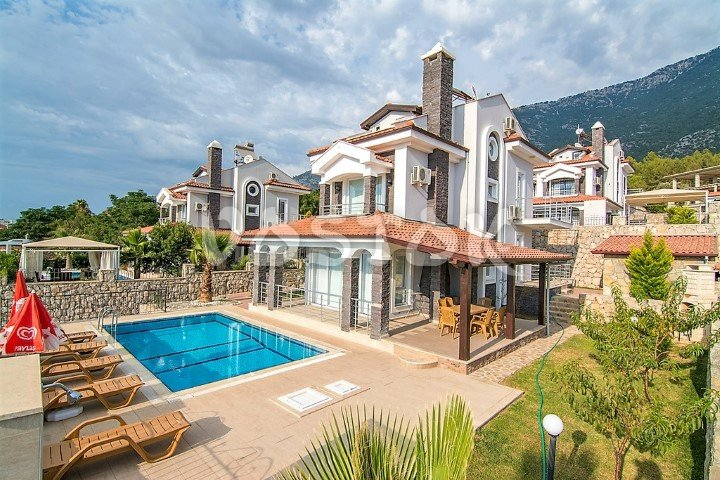 Villa Arna in Ovacik Turkey is great choice for comfortable holidays