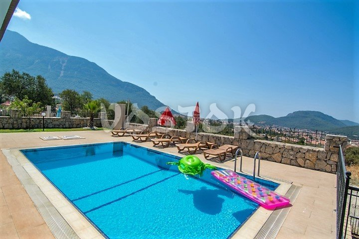 Large private pool - Villa Arna in Ovacik Turkey