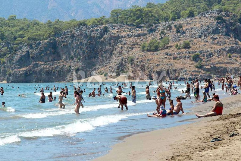 Iztuzu Beach (Dalyan Turtle Beach)