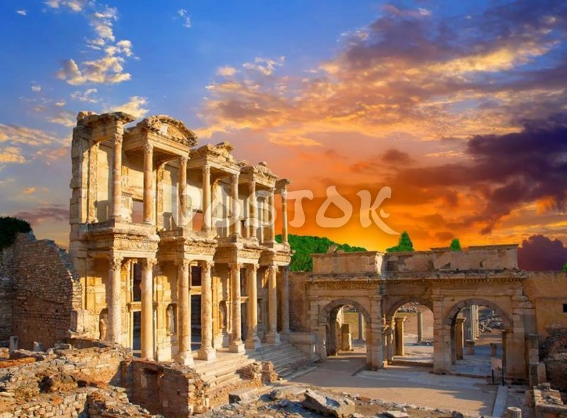 Private tour to ancient city of Ephesus from Fethiye Oludeniz Hisaronu