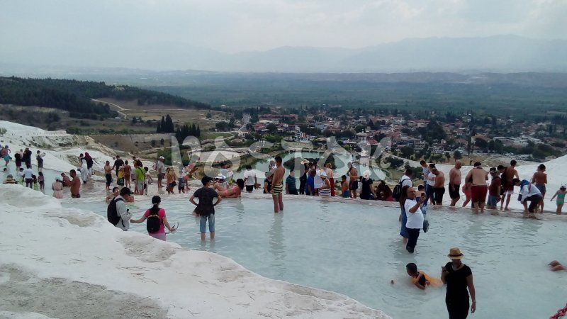 High season is hot time for Fethiye Pamukkale Tour
