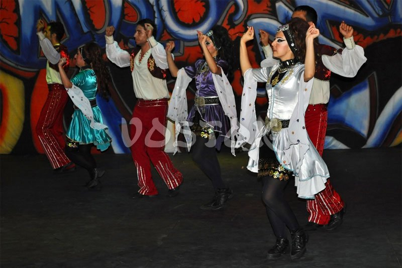 Turkish Night is amazing show in Hisaronu Turkey