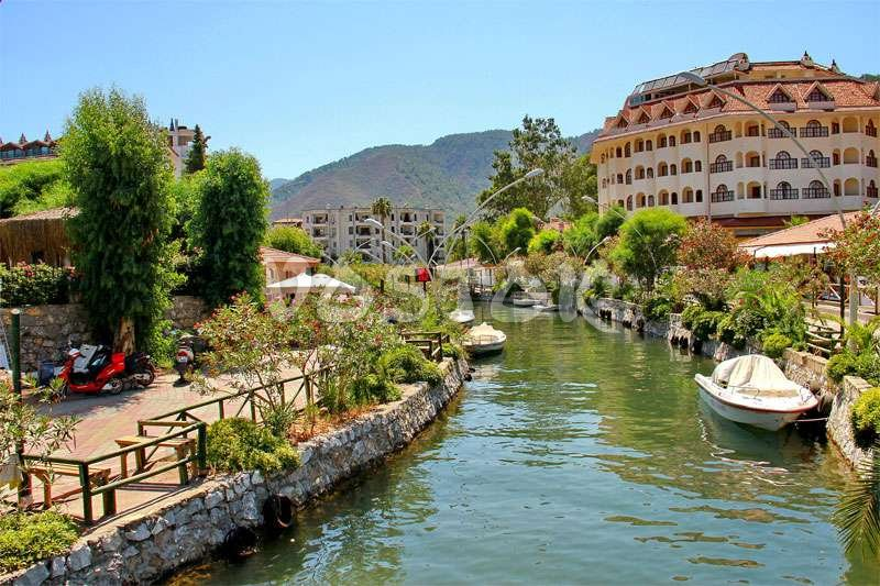 Things To Do In Marmaris Turkey Places To Go In Icmeler