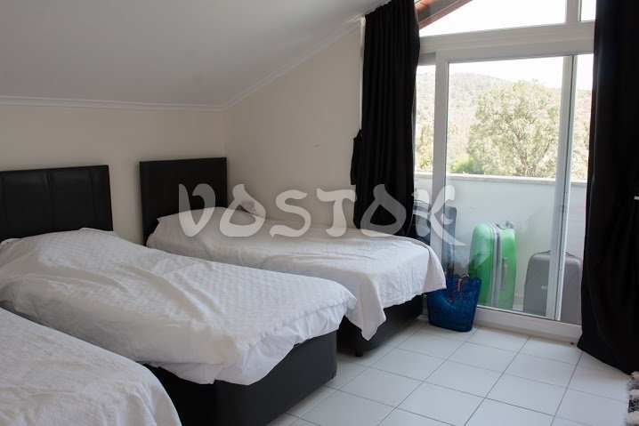 Three bed bedroom - Orka Valley Villa #1