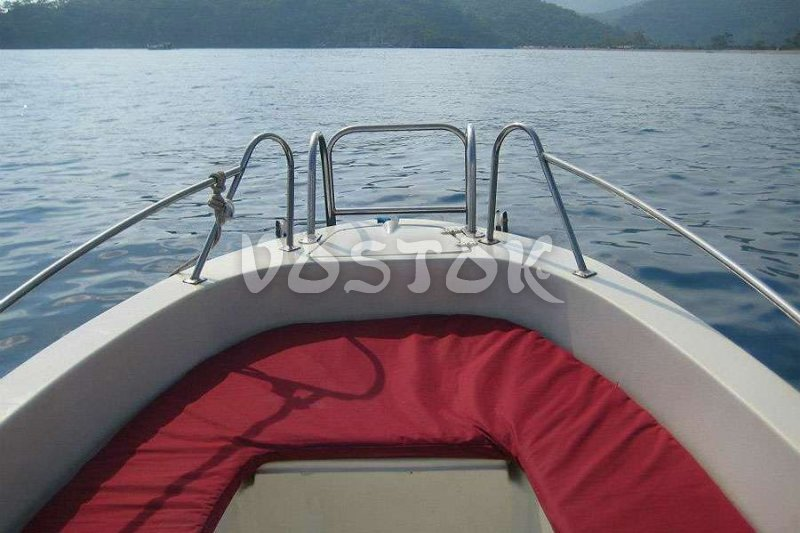 Seats for passengers at speed boat - Oludeniz Speed Boat Hire