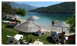 Oludeniz blue lagoon beaches