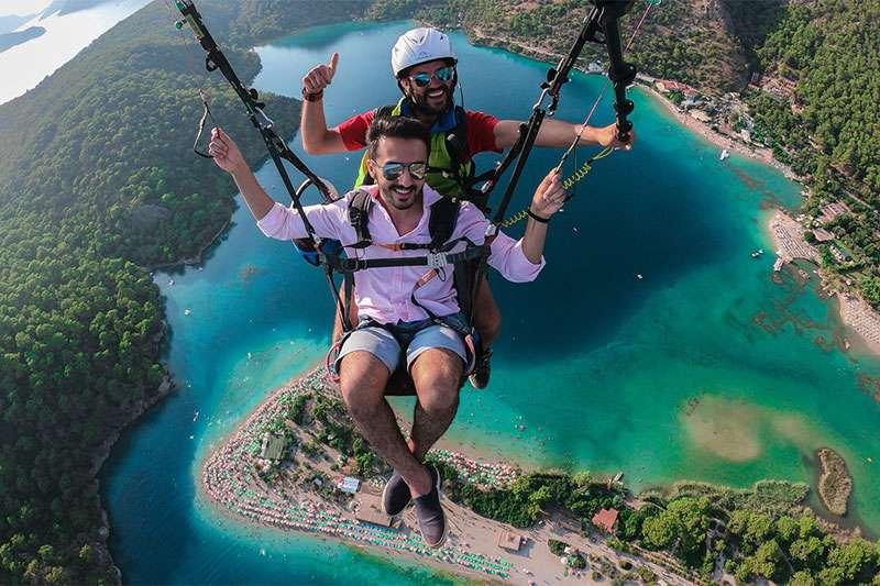 Paragliding Oludeniz