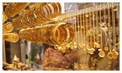 Jewelry shopping in Fethiye