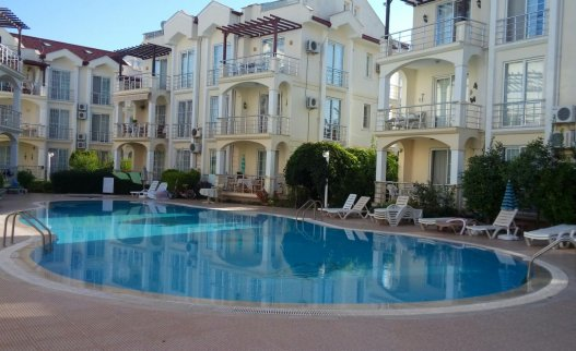A2 Sun Valley Apartment For Rent In Calis Fethiye Turkey