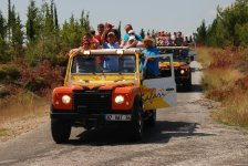 Jeep Safari Saklikent
