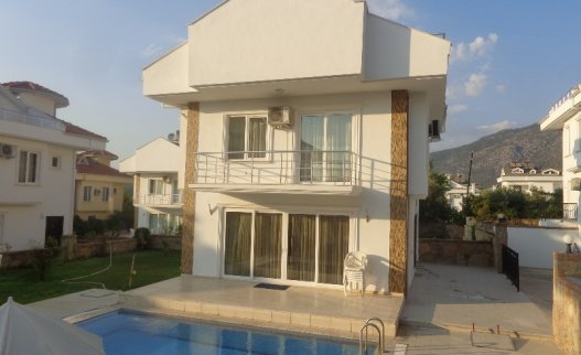 <p>The 3 bedroom Pine Villa #7 is located near Hisaronu center just in 5 minutes by walk and has a private swimming pool.</p>