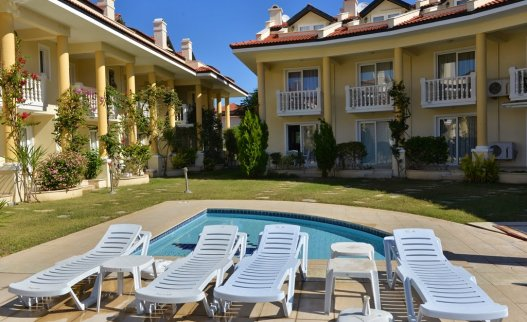 <p>The #14 Seaside residence villa in Calis beach to rent for summer holidays in Turquoise&nbsp;cost of Turkey. Seaside Villa #14 is located in just 2 minutes by walk from the Calis beach in a complex that boasts panoramic views of the sea and mountains.</p>