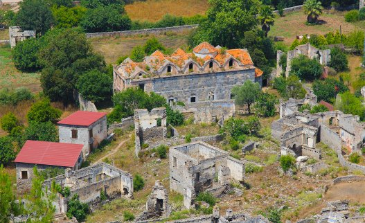 Kayakoy Ghost Town